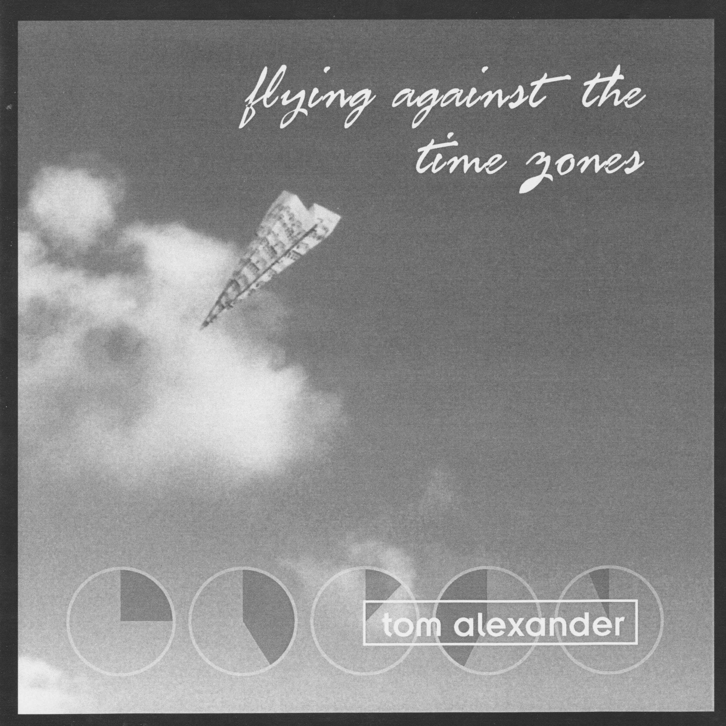 Flying Against the Time Zones Cover art